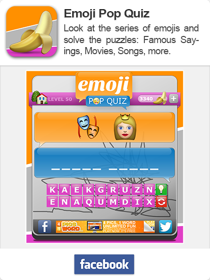 emoji pop quiz
